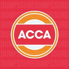 ACCA Dumps