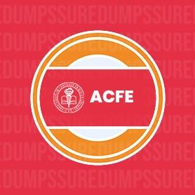ACFE CFE Dumps