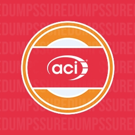 ACI Certifications Dumps