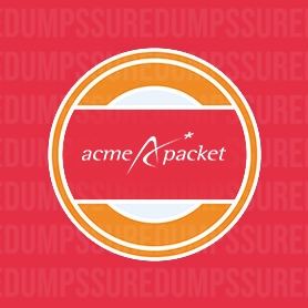 Acme Packet Certifications Dumps