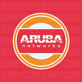 Aruba Exams Dumps